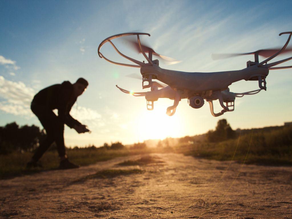 Drones ja Robotiikka
